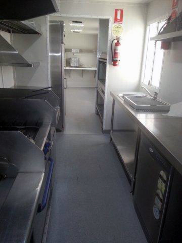 Kitchen Unit Mobile Camps Australia Mine Site