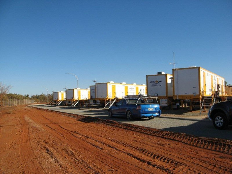 About Us Mobile Camps Australia Mine Site